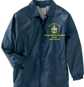 USS-RICHARD-B-ANDERSON-DD-786-VETERAN-COACHES-EMBROIDERED-LIGHTWEIGHT-JACKET