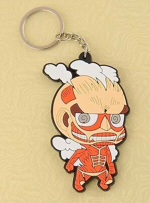 Pokemon Togepi Rubber Keychain Fast Shipping double-sided