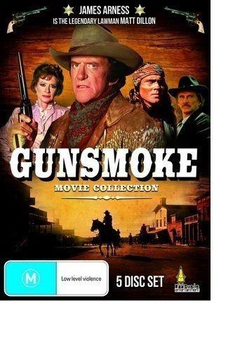 Gunsmoke - Movie Collection