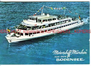 Motorschiff München der DB Bodensee AK (*11174)