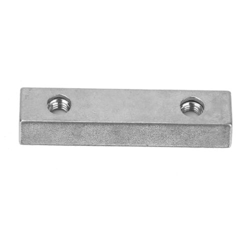 8mm Metal Double Slot Nut Used to Fix Base or Reinforcing Plate Z043M 40