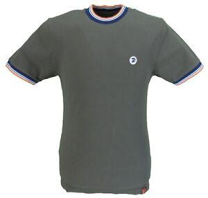 Trojan Records Black 100/% Cotton Pique T Shirt