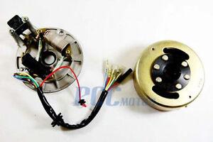 ignition stator+flywheel for lifan 90 110 125 138 140cc ... ssr 110 engine schematic #3