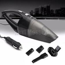 US Portable 12V 120W Wet Dry Car Vehicle Mini Handheld Vacuum Dirt Dust Cleaner