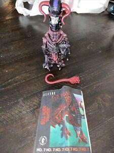 NECA Alien Bull Stampede dark horse comic No. 7 Kenner