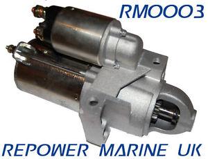 Motor-De-Arranque-amp-Tornillos-MERCRUISER-Volvo-Penta-3-0l-3885317-50-863007a1