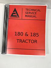 ALLIS CHALMERS 5040 DIESEL TRACTOR SERVICE REPAIR MANUAL TECHNICAL SHOP BOOK