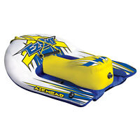 Airhead Ez Ski Training Skis Inflatable Water Ski Trainer For Beginner/child