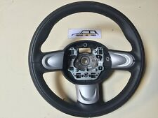 BMW Mini Cooper S R56 R55 R57 R58 - Leather 3 Spoke Steering Wheel 6782595