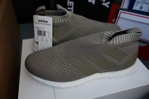 best service 12b05 dea48 Image is loading Adidas-ACE-16-PureControl-Ultra-Boost-size-10-