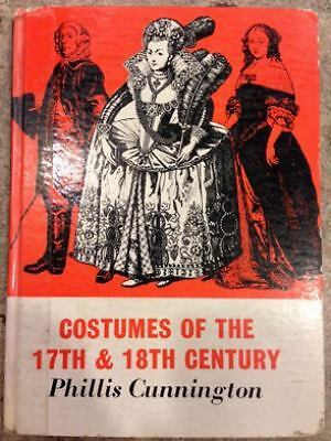 Costumes of the 17th and 18th Century