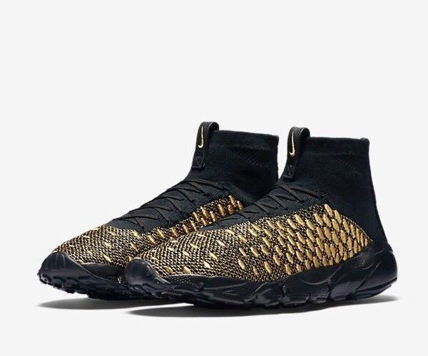 Nike x Olivier Rousteing Air Footscape Magista QS Lion 834905-007 Sz10 EU 45