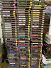 Huge lot of Nintendo Nes Games. Pick your title. All tested Some Complete in box