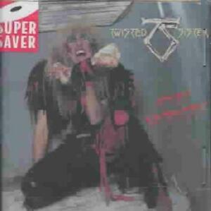 TWISTED-SISTER-STAY-HUNGRY-USED-VERY-GOOD-CD