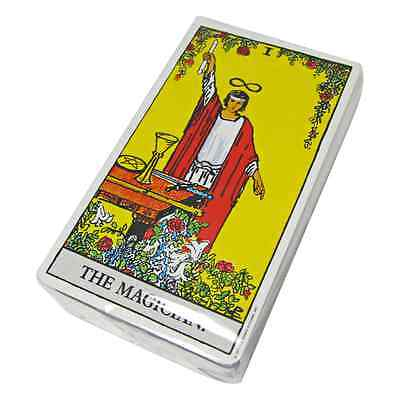 Original Rider Waite Tarot Deck Cards Unboxed but New - Divination Occult Magic