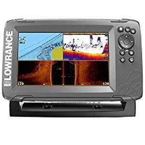 Lowrance-HOOK-2-7X-7-034-GPS-TripleShot-w-Track-Plotter-Transom-Mnt-TripleShot-Xdcr