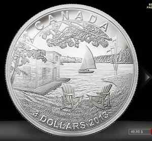 2013-Martin-Short-Presents-Canada-Fine-Silver-3-Proof-Coin-Only-5-923-RCM