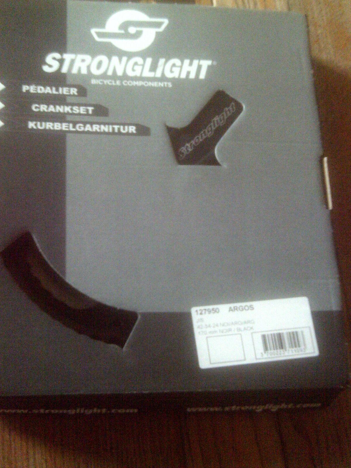 STRONGLIGHT   TRIPLE, 42-34-24,  170mm  buy best