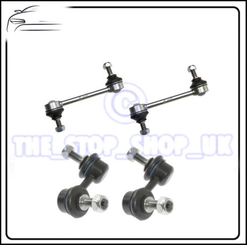 Toyota Carina E 92-97 Front /& Rear Anti Roll Bar Drop Link Rods Bars