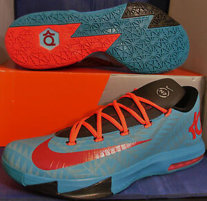 outlet store 953f4 4c52c Image is loading Nike-KD-VI-6-N7-Kevin-Durant-SZ-