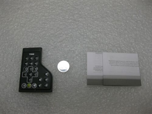 NEW Dell Travel Remote Control NU851 NU853 for XPS M1330 M1530 M1730
