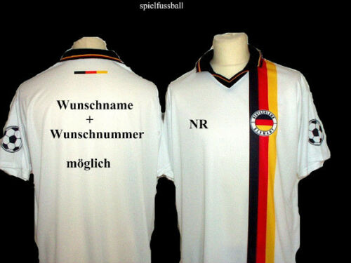 Allemagne maillot Hero enfants tailles nom NR possible zb peter Klaus Nina Manu