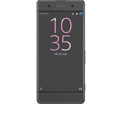 Good Condition Sony Xperia XA F3111 Black 16GB Unlocked Smartphone Warranty