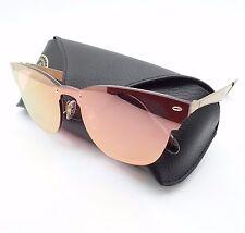 af51d922644 item 2 Ray Ban 3576 N 043 E4 47 Brushed Gold Pink Mirror Sunglasses  Authentic r -Ray Ban 3576 N 043 E4 47 Brushed Gold Pink Mirror Sunglasses  Authentic r
