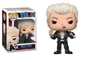 Billy-Idol-Funko-Pop-Vinyl-New-in-Mint-Box