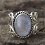 Luxury-White-Fire-Opal-925-Silver-Plated-Gems-Women-Jewelry-Ring-6-7-8-9-10-11 thumbnail 11