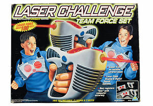 Toymax Laser Challenge - Team Force Set (1996)