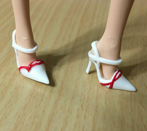 Barbie Basics Model Muse Doll Collection Point Toe High Heel Pump Shoes CHOOSE