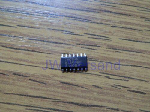 NXP Semiconductors 74HCT132PW  Logic Gates QUAD 2-INPUT NAND *10 Stück* *Neu*