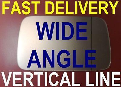 BMW SERIES 3//5 E34 E36 E39  WING MIRROR GLASS WIDE ANGLE RIGHT OR LEFT