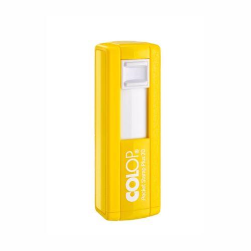 Taschenstempel COLOP Pocket Stamp 20 plus Farbwahl NEU Geocaching Stempel