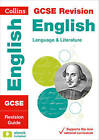GCSE English Language and English Literature Revision Guide by Collins GCSE (Paperback, 2015)