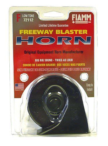 72112 Fiamm 72112 OE Replacement Horn