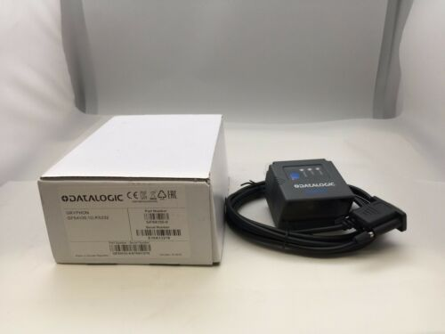 Datalogic Gryphon GFS4150-9 Barcode Scanner  new