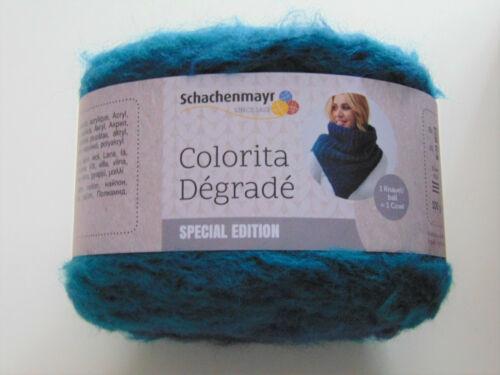 Schachenmayr COLORITA DÈGRADÈ Wolle Garn 100g // 6,99€ 100g