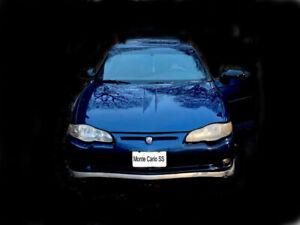 2003 Chevrolet Monte Carlo Coupe (2 door)