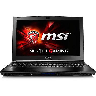 "MSI GL62 6QF 15.6"" FHD i7 1TB+256GB SSD 16GB GTX 960M 2GB Win 10 Gaming Laptop"