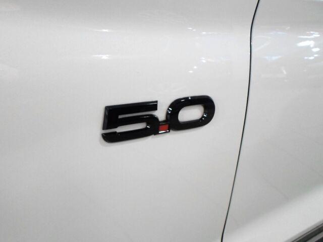 """Original Ford Emblem /""""5.0/"""" Schwarz für Mustang ab 03//2015 vorne links 1912898"""