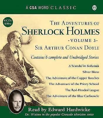 The Adventures of Sherlock Holmes: v. 3 (Csa Word Classic), Doyle, Sir Arthur Co