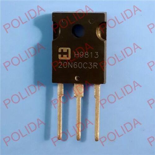 1PCS IGBT HARRIS//INTERSIL//FAIRCHILD TO-247 HGTG20N60C3R 20N60C3R G20N60C3R