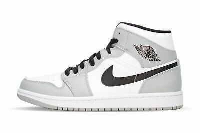 air jordan 1 mid light smoke grey ebay ebay