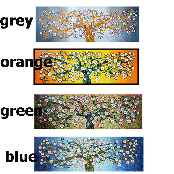 Original Art Painting print canvas posters wall decor Australia Tree Aboriginal