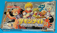 Summon Night - Craft Sword Story 2 - Game Boy Advance GBA Nintendo - JAP