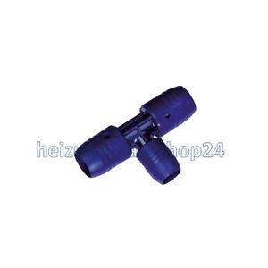 1 Té Smartfix Steckfitting Verbundrohr 25x20x25mm, Wavin-afficher Le Titre D'origine Vente D'éTé SpéCiale