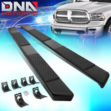 For 2009 2020 Dodge Ram Truck Quad Cab 5 Coated Ss Step Nerf Bar Running Boards Fits Dodge Ram 1500