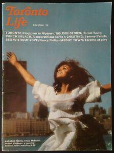Toronto-Life-First-Issue-Nov-1966-Barbara-Amiel-on-Cover